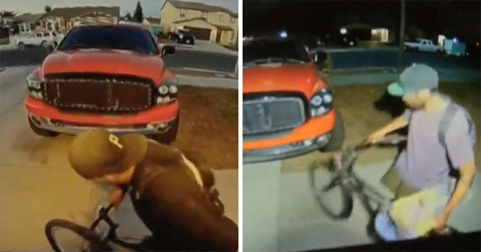 Couple Baits Thieves With Unsecured Bikes And Then Beats Them With Bats, But Not Everyone Thinks It's Okay
