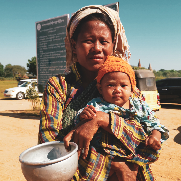 I Traveled To Myanmar To Meet The Local People And Was Amazed By Their Beauty