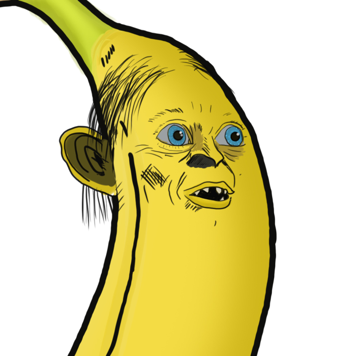 More Banana Cartoons, Can You Guess The Movie Or TV Series