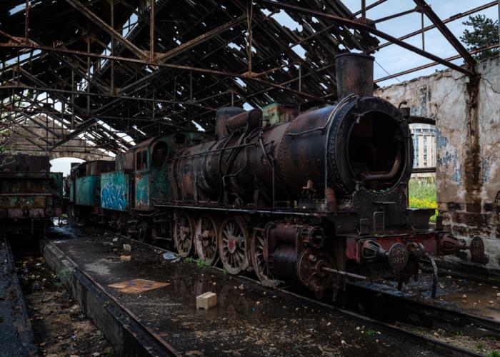Lebanon's Derelict Railway Network