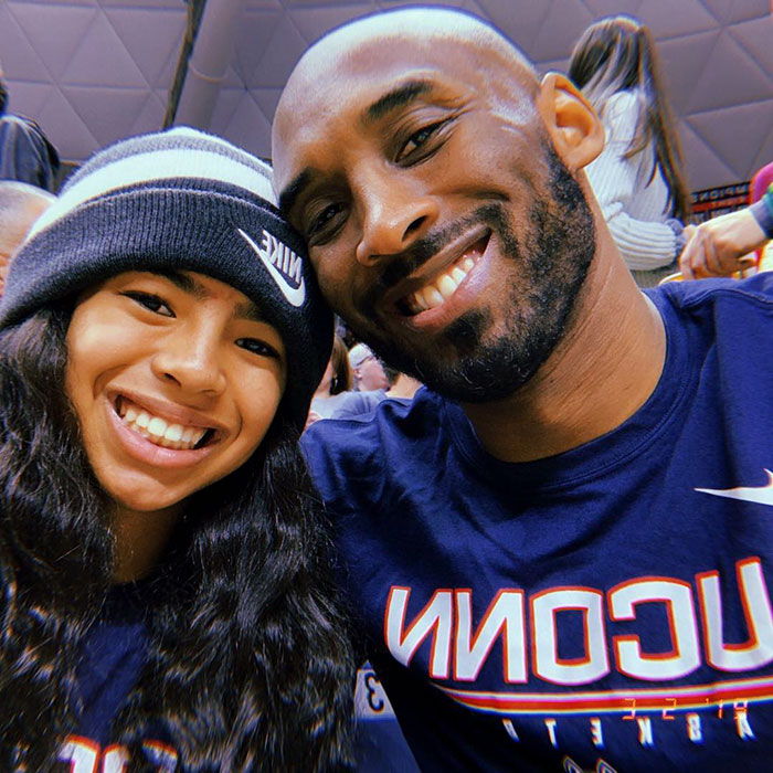 Dads Are Sharing Their Pics With Their Daughters In Response To Kobe Bryant S And His Daughter Gigi S Death Success Life Lounge