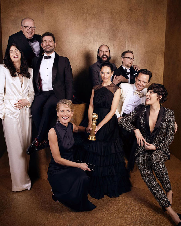 """""""Fleabag"""", Best Television Series, Musical Or Comedy"""