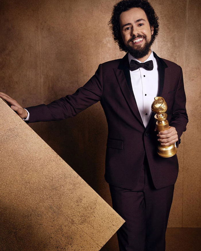 """Ramy Youssef, Best Performance By An Actor In A Television Series, Musical Or Comedy, """"Ramy"""""""