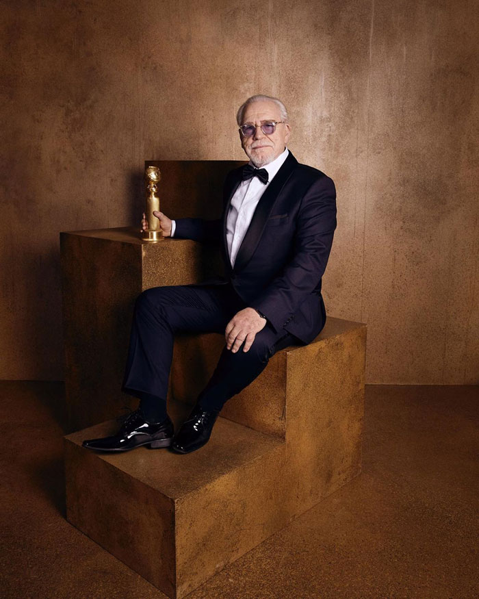 """Brian Cox, Best Performance By An Actor In A Television Series, Drama, """"Succession"""""""