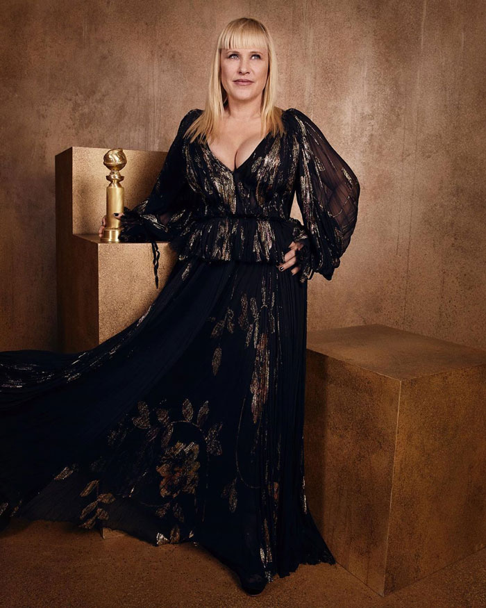 """Patricia Arquette, Best Performance By An Actress In A Supporting Role In A Series, Limited Series Or Motion Picture Made For Television, """"The Act"""""""