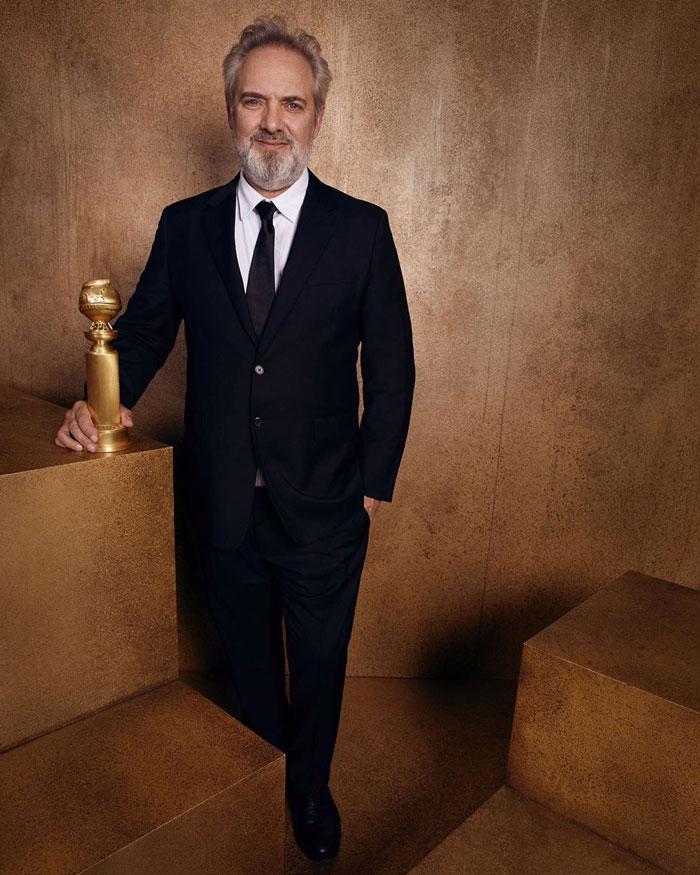 "Sam Mendes, Best Director, Motion Picture, ""1917"""