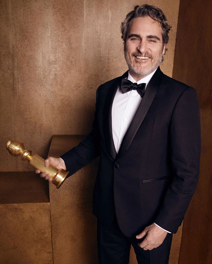 """Joaquin Phoenix, Best Performance By An Actor In A Motion Picture, Drama, """"Joker"""""""