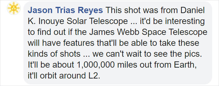 Science Gave Us A High-Def Close-Up Of The Sun's Surface And People Are Seeing Things