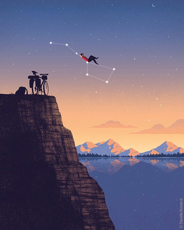 Italian-Illustrator-Davide-Bonazzi-Artwork