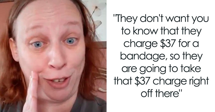 Woman Finds A Genius Way To Reduce ER Bills By Itemizing Them And People Are Saying That It Works