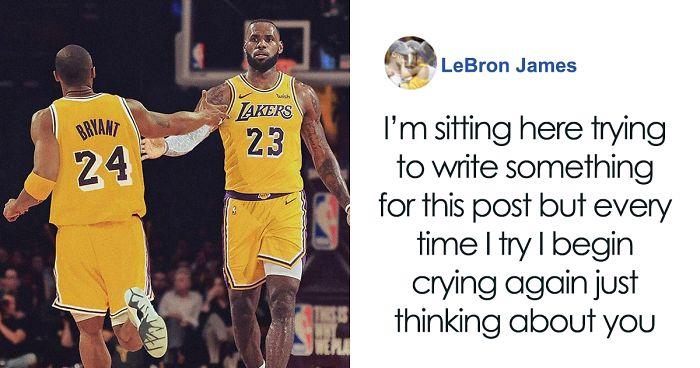 33 Heartbroken Celebrities Share Emotional Posts On Kobe Bryant's Passing