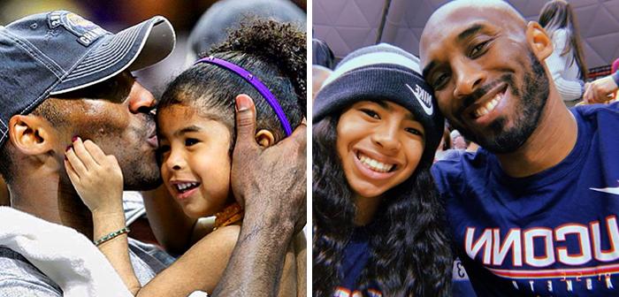 17 Desgarradoras fotos de Kobe Bryant y Gigi, su hija de 13 años