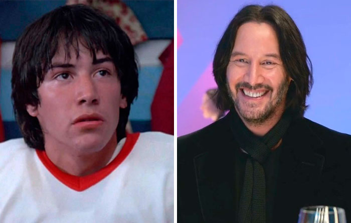 Keanu Reeves: Youngblood (1986) — Always Be My Maybe (2019)