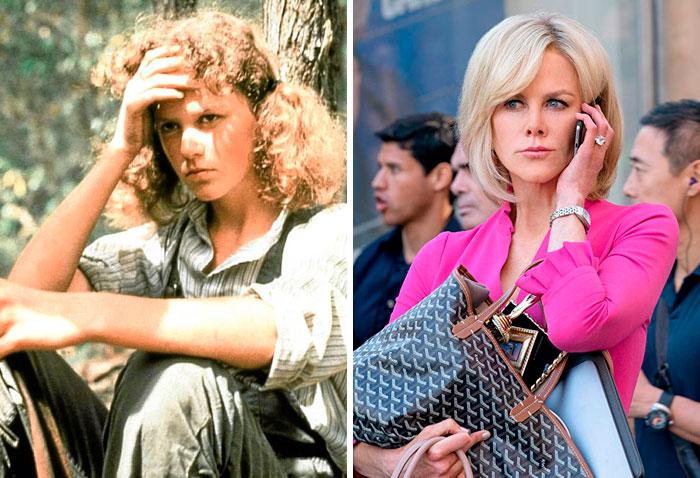 Первые роли актеров и нынешние. Как они выглядели. Часть 2