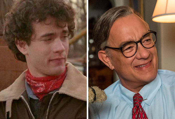 Tom Hanks: A Beautiful Day In The Neighborhood (2019) — He Knows You're Alone (1980)
