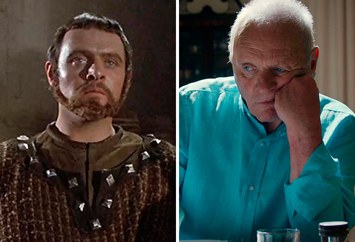 Anthony Hopkins: The Lion In Winter (1968) — Now Is Everything (2019)