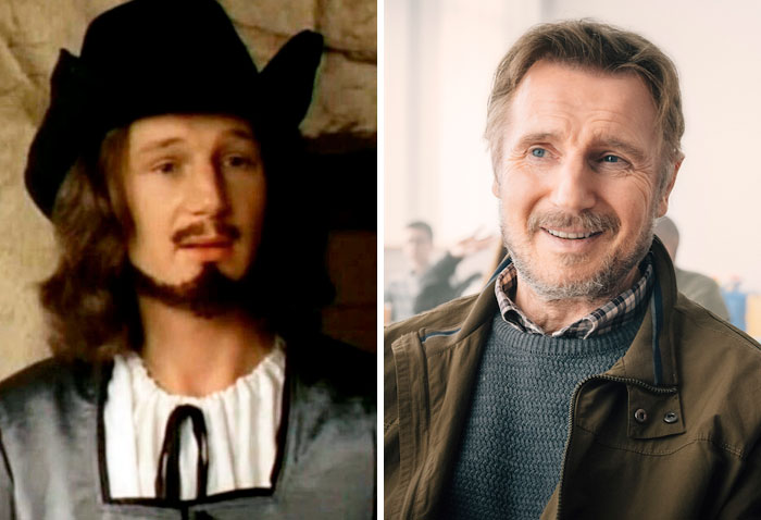 Liam Neeson: Pilgrim's Progress (1978) — Ordinary Love (2019)