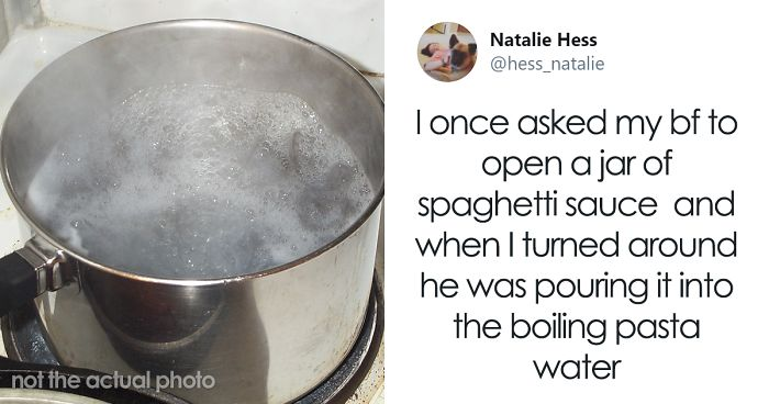 30 Hilarious Stories About Significant Others Failing At Cooking