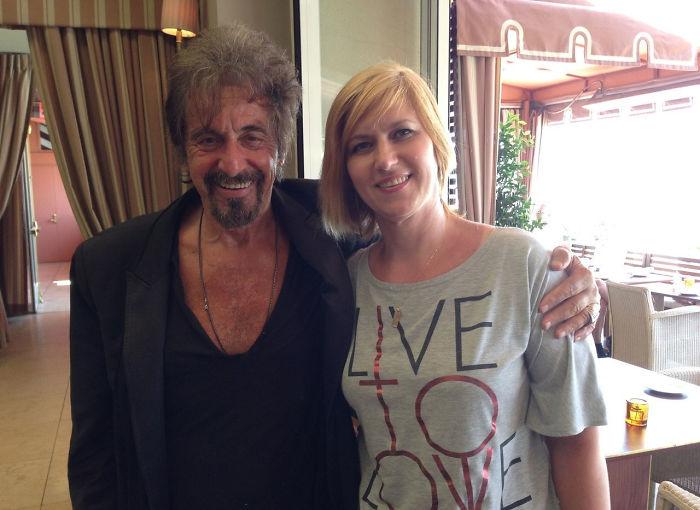 My Girlfriend's Mom Met Al Pacino