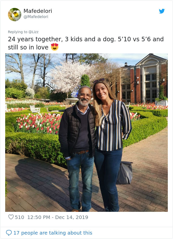 Women Who Are Dating Shorter Guys Share Their Pics In A Viral Twitter Thread