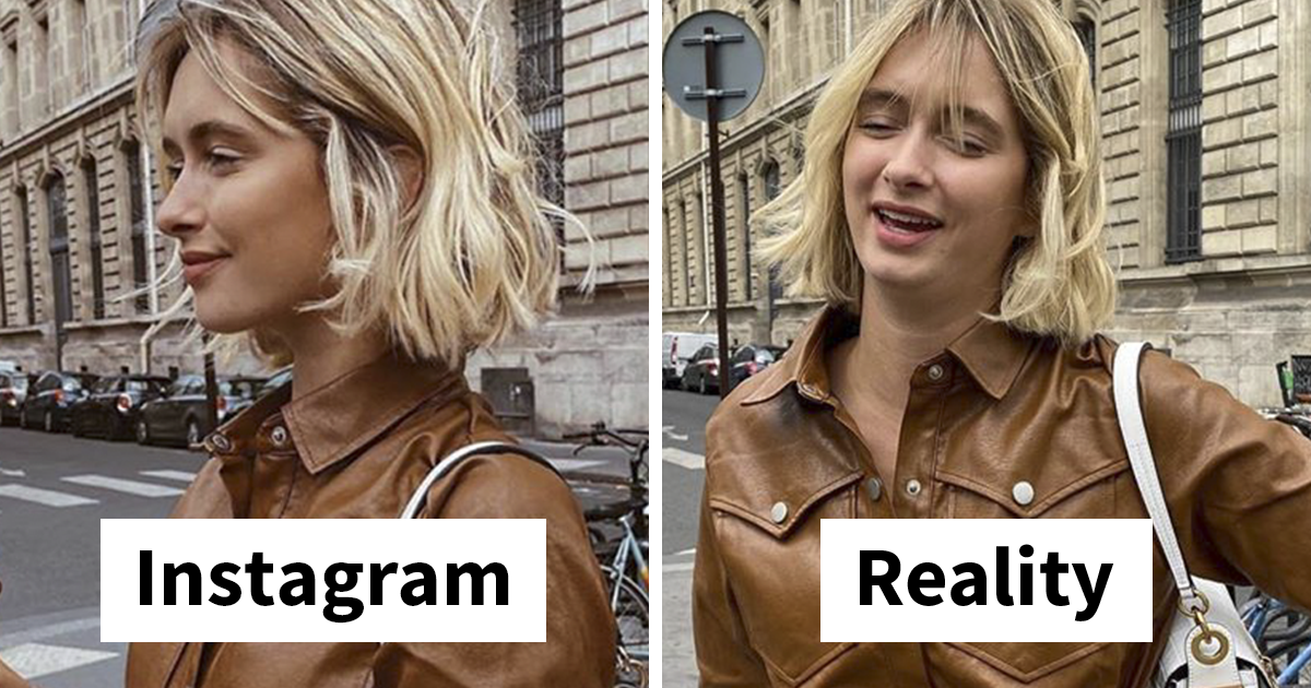 Influencer's Side-By-Side Photos Expose The Truth Behind Those 'Perfect' Instagram Photos (36 New Pics)