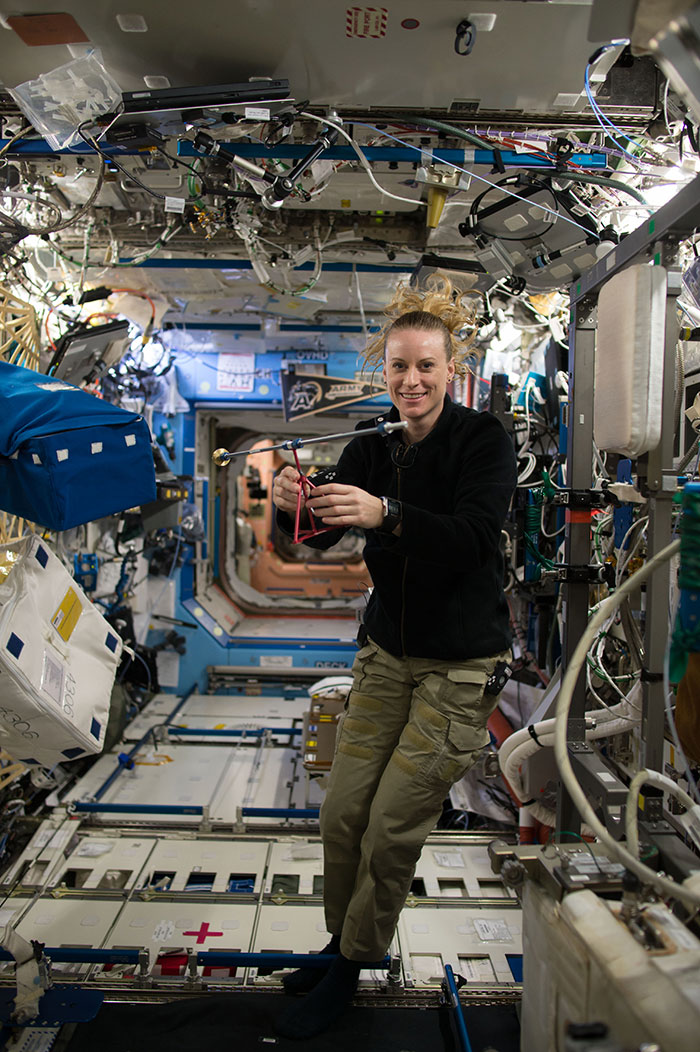 NASA Organizes 'Story Time From Space' Where Astronauts Read Bedtime Stories To Kids From The Space Station
