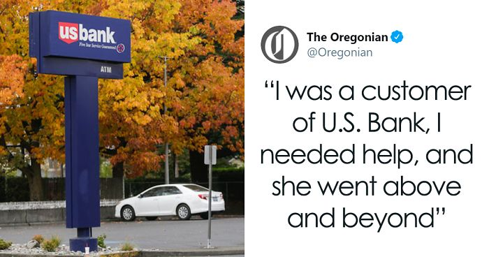 US Bank Fires An Employee After Christmas Because She Helped A Customer Using Her Own Money