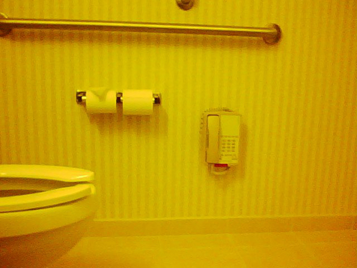 22 Pics Of Hotel Horrors From Las Vegas Shared By Visitors