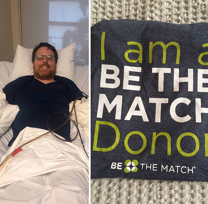 When My Best Friend Died From Leukemia In The 5th Grade, I Was Too Young To Do Anything To Help. Yesterday, I Donated Stem Cells To A Stranger Fighting The Same Disease