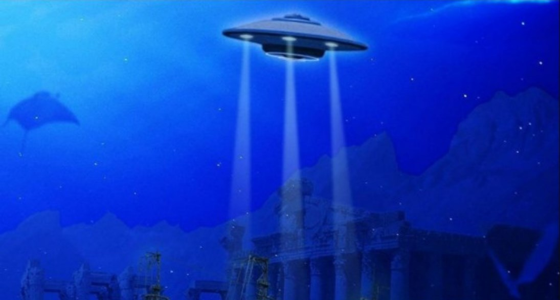 UFO Expert Claims There's an Underwater Alien Base Beneath the Great Lakes