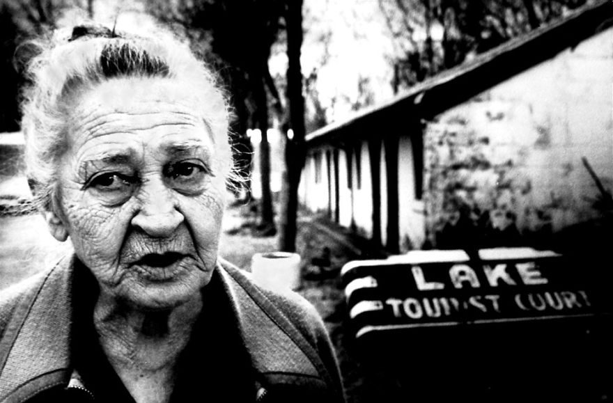 Motel Owner, Highway 70, Tennessee