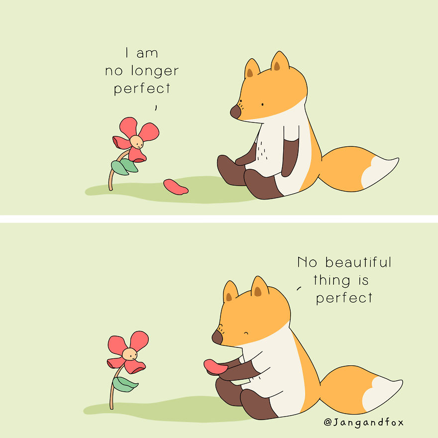 Love Is Beautifully Imperfect