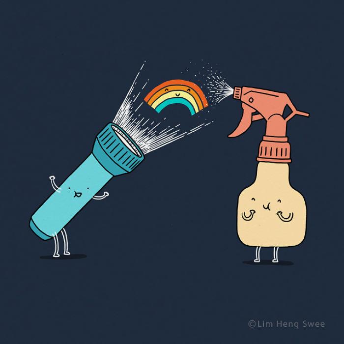 Together We Make A Rainbow