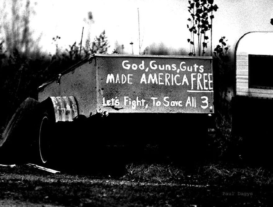 God & Guns, Wisconsin