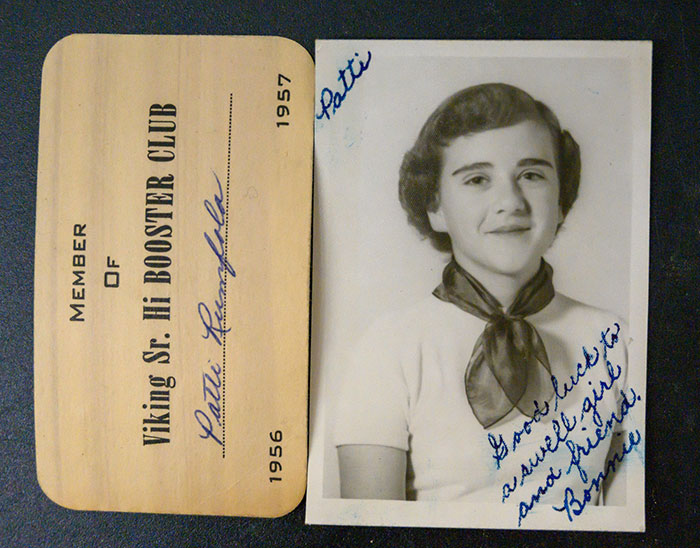 A School Found A Purse That Was Lost Back In The 50s, And It's Like A Time Capsule For People Of The Generation