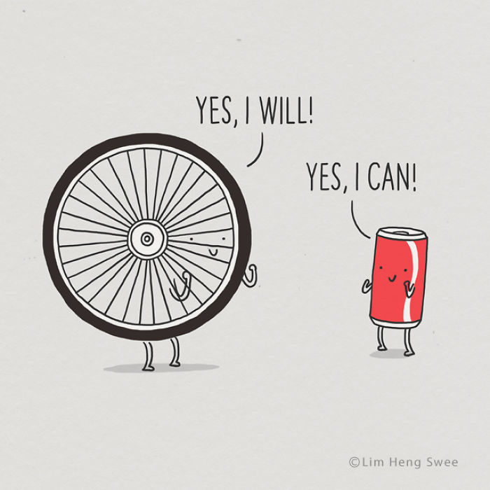 Wheel And Can