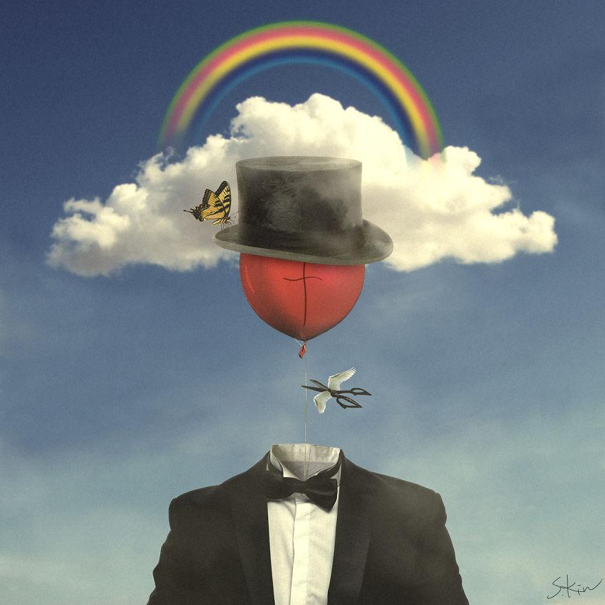 Gentleman Balloon