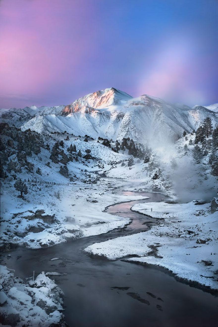 Sierras, California, USA By Greg Stokesbury