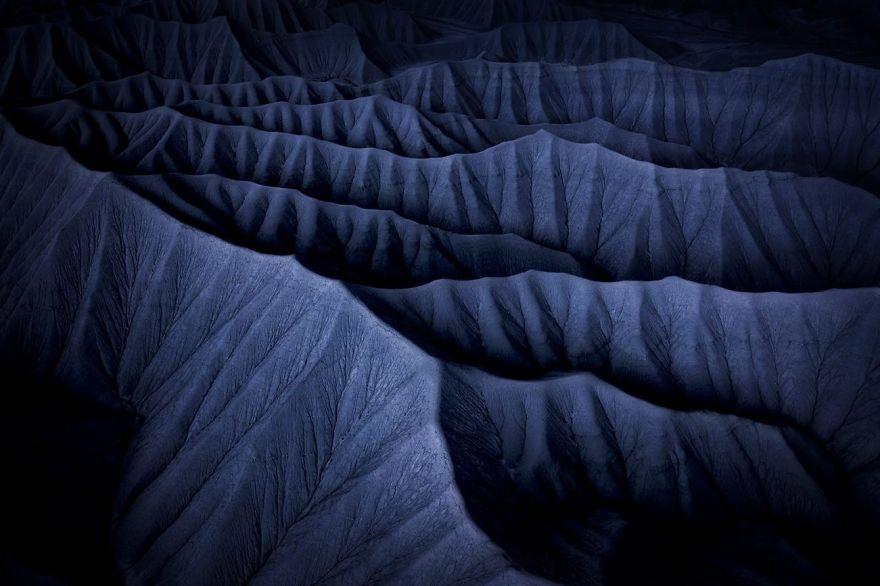 Central Utah Badlands, USA By Armand Sarlangue