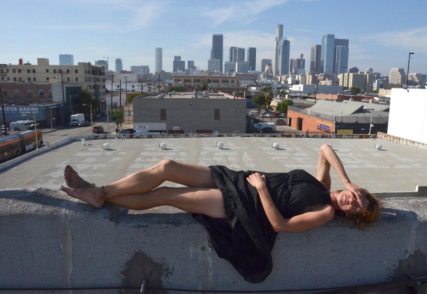 Skid Row Supermodel, Los Angeles