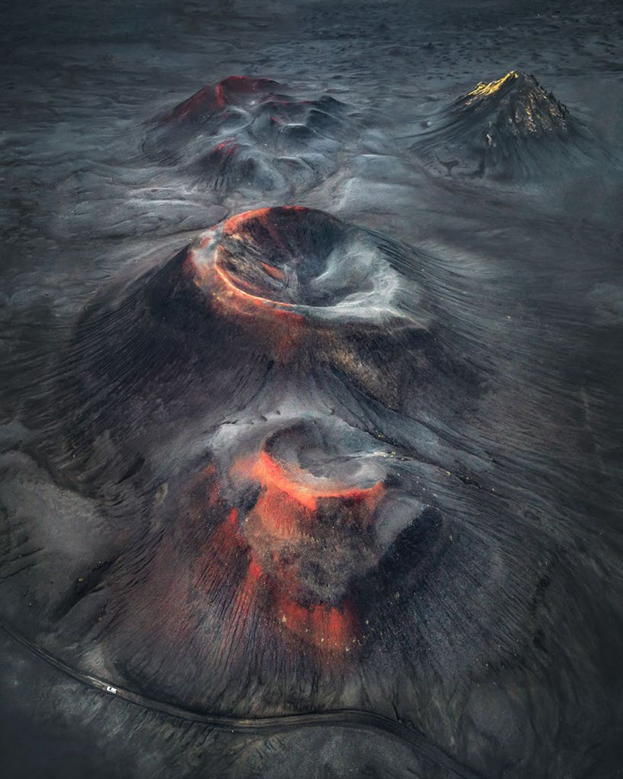 Icelandic Interior, Iceland.by James Rushforth