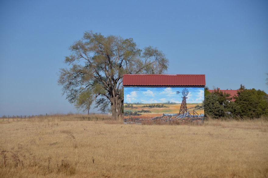 Landscape, Texas