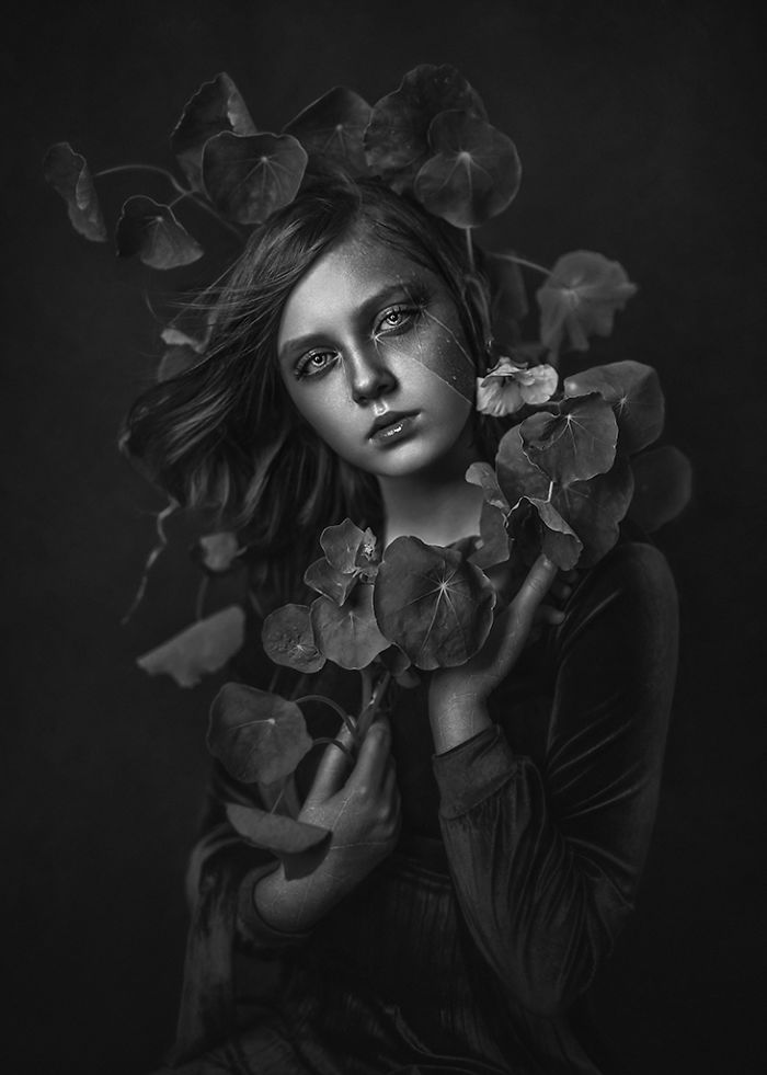 """""""Poison Ivy"""" By Kamila J Gruss, Poland (3rd Place In The Fine Art Category)"""