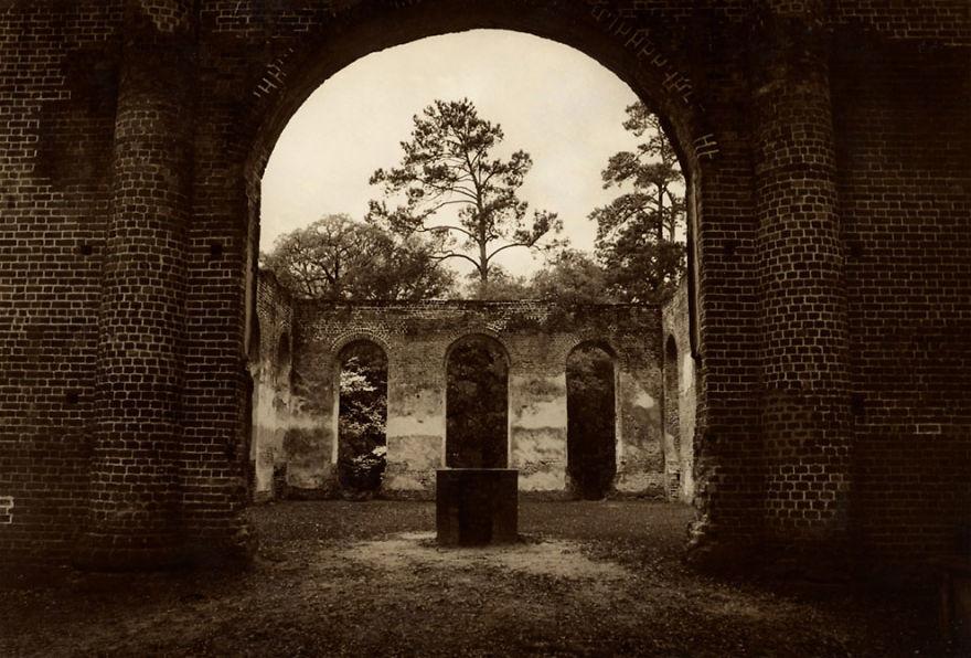 Old Sheldon Church, South Carolina
