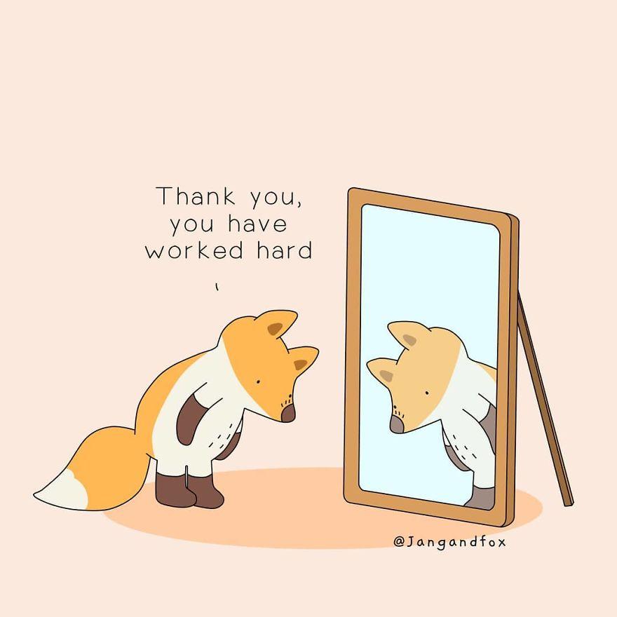 Thank You, Me