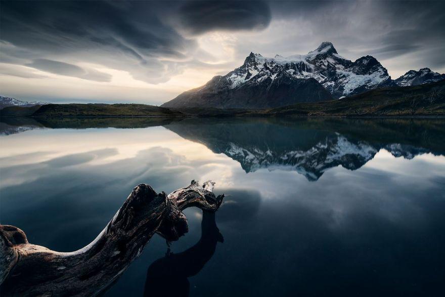 Torres Del Paine National Park, Chile By Leonardo Papèra
