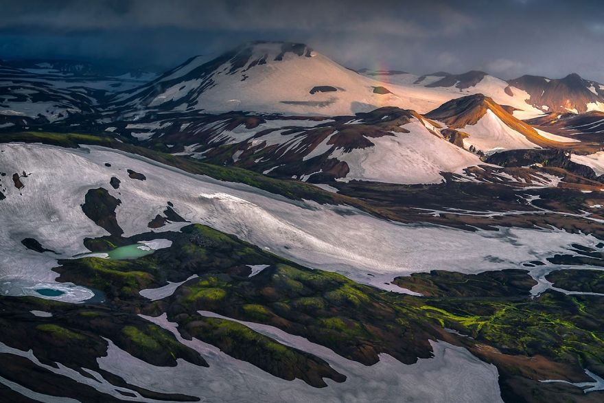 The Highlands, Iceland By Marco Grassi