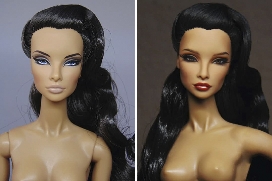 Fashion Royalty Natalia Fatale Doll