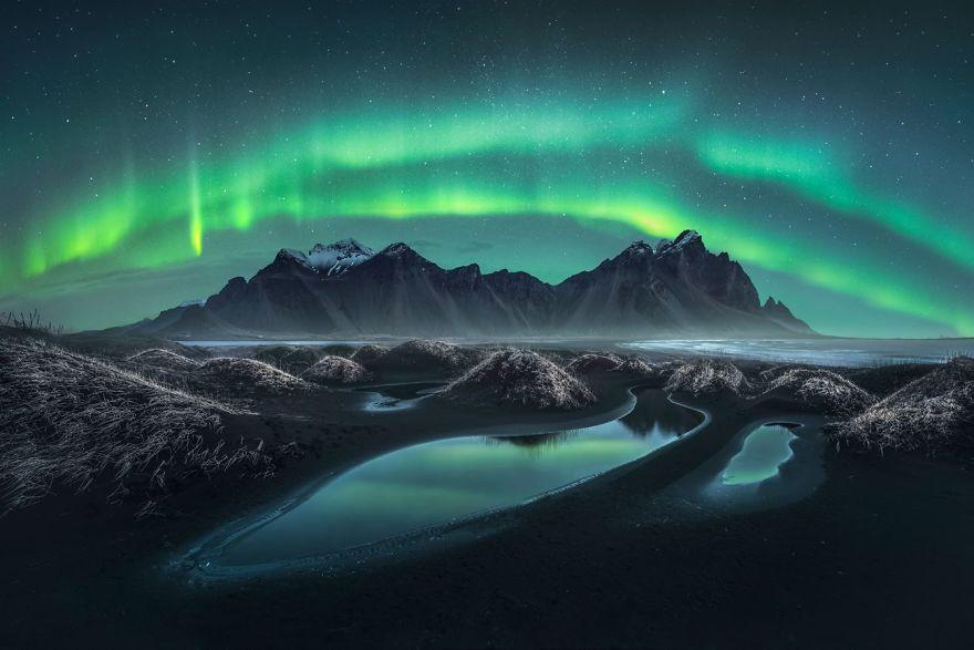 Vestrahorn, Iceland By Nico Rinaldi