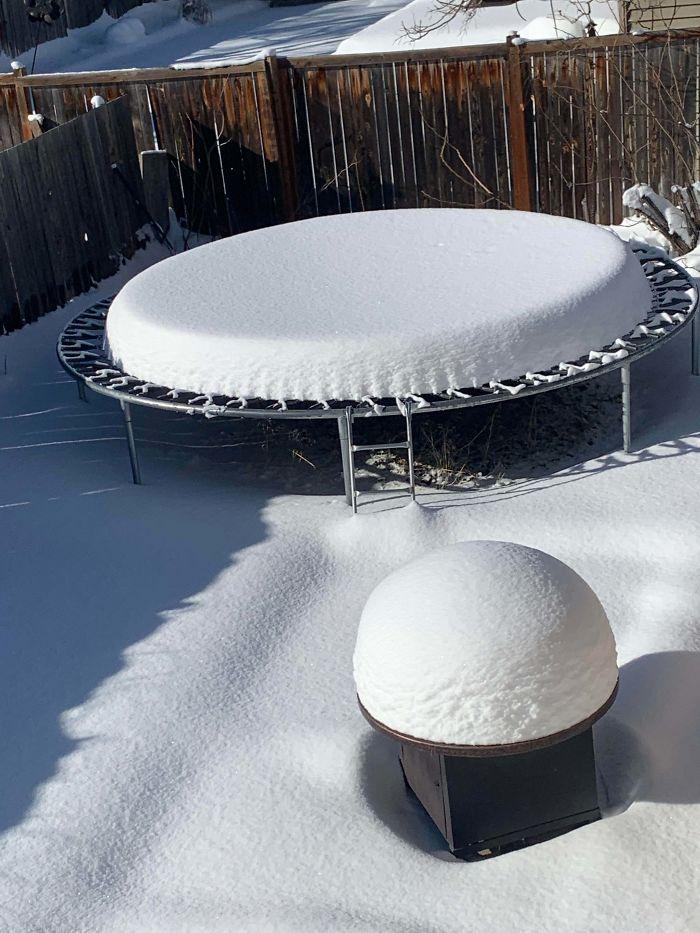Perfect Snowfall